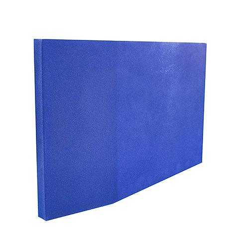 Акустическая плита Ecosound Doblorectang Acqua 800х500х80мм цвет синий