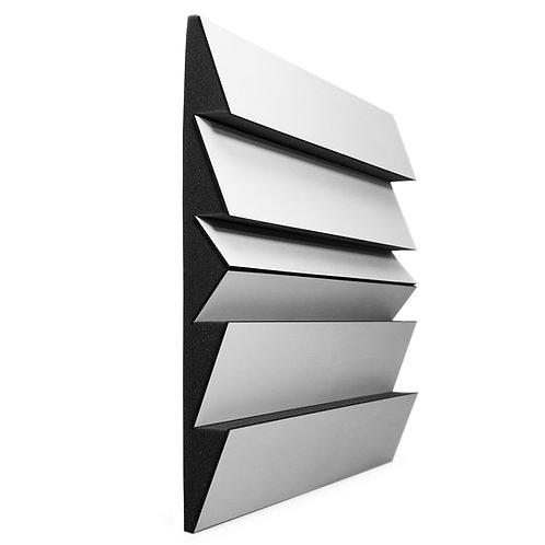 Акустический рассеиватель Ecosound PINDIFF ROCK White 53мм, 50х50 см белый