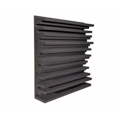 Панель из акустического поролона Ecosound Manhattan mini 100мм, 50х50см, черный