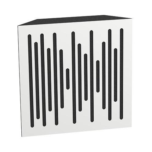Бас ловушка Ecosound Bass trap wood 500х500х150 цвет белый