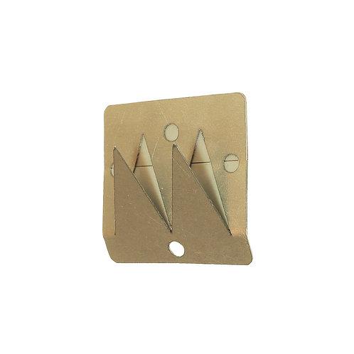 Крепеж для акустического поролона и акустических панелей Ecosound Foam Clip 5x5