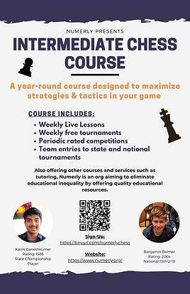 Numerly- Chess Course Poster.png