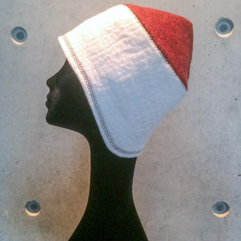 Cloche Hat Rust