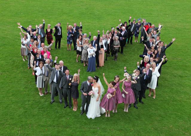 Heart Wedding Group