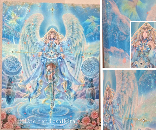 Healing Celestine