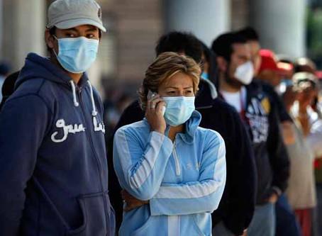 Experiencing Coronavirus.
