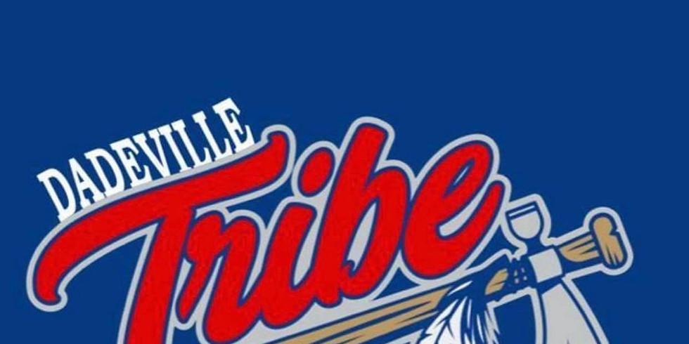 Dadeville Tribe Travel Baseball Team Bass Tournament
