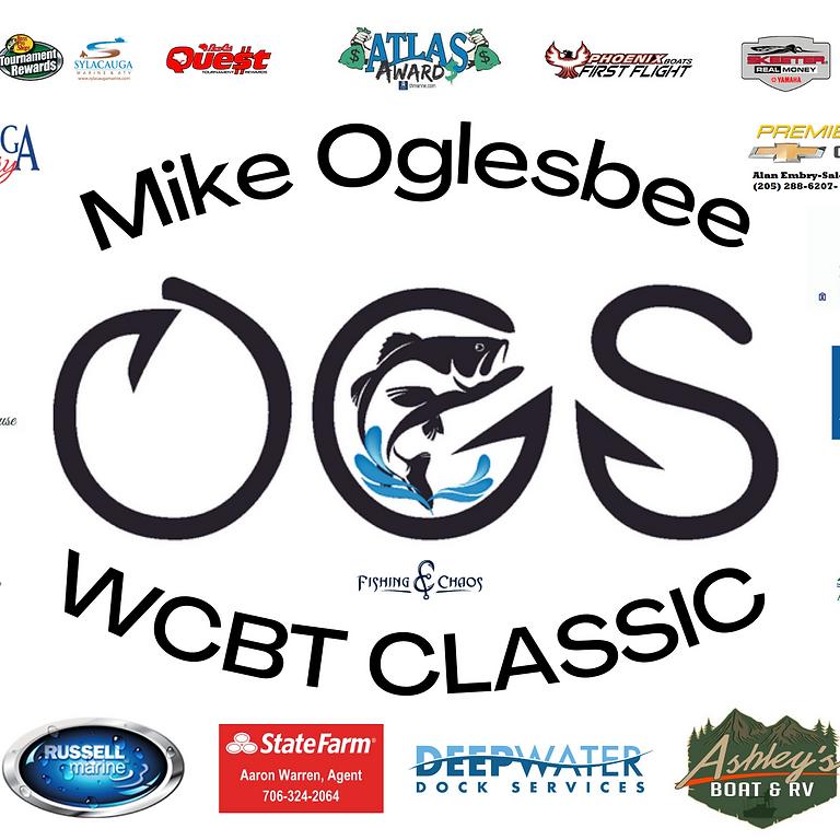 Mike Oglesbee Wind Creek Bass Trail Classic (Closed Event)