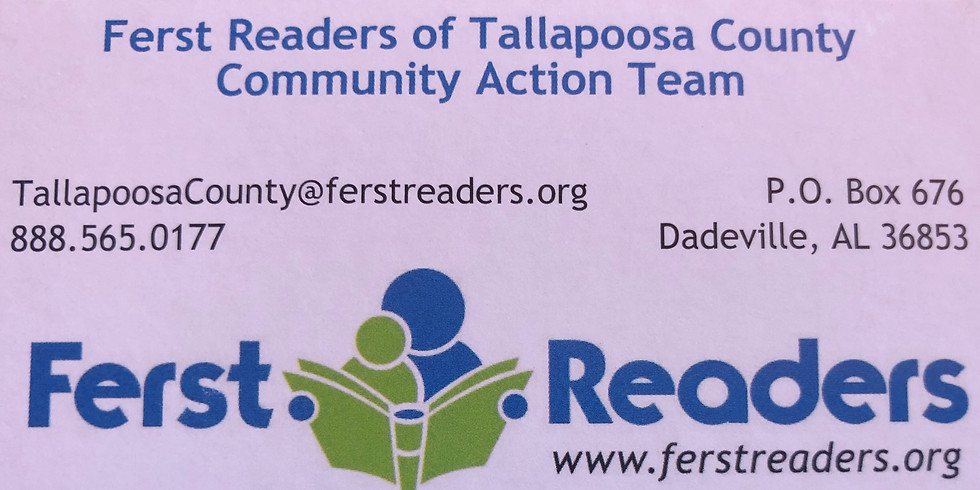 Ferst Readers of Tallapoosa County