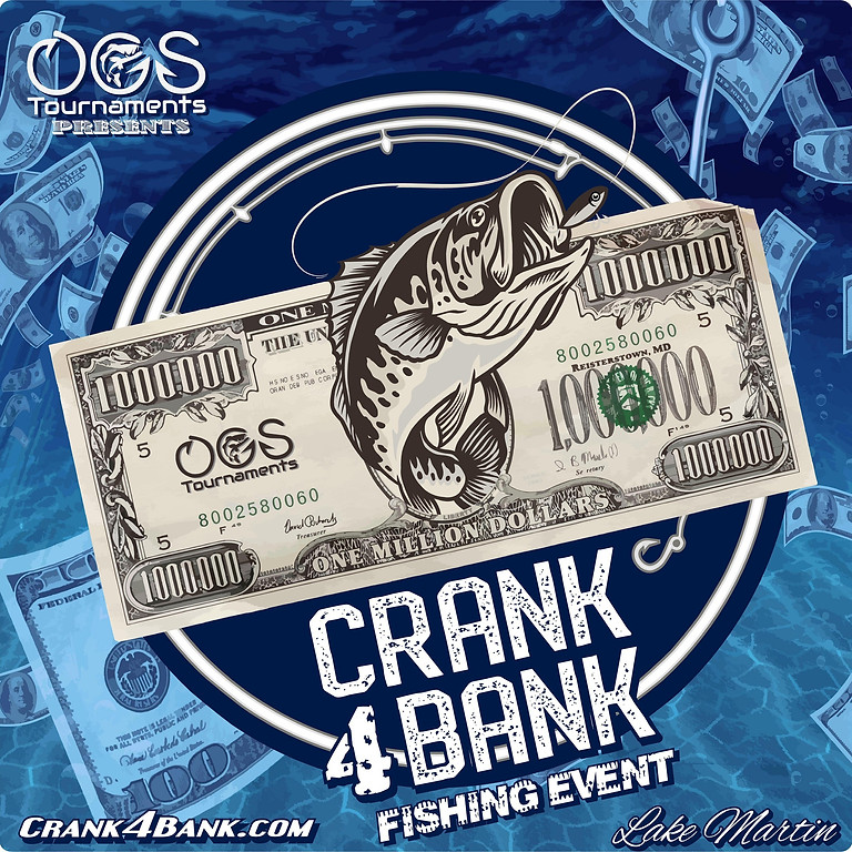 2021 Crank 4 Bank Registration (CLOSED)