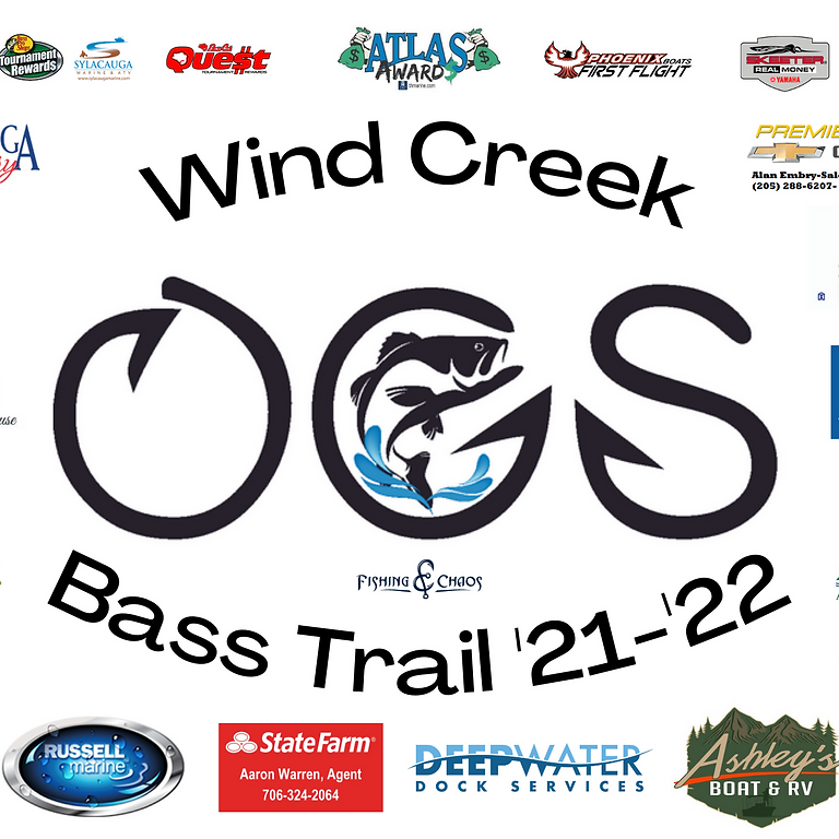 Wind Creek Bass Trail Event #1 2021-2022