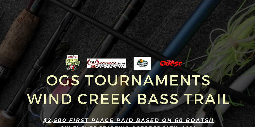 Wind Creek Bass Trail Event #5