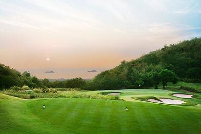 BLAST Hua Hin Golf package