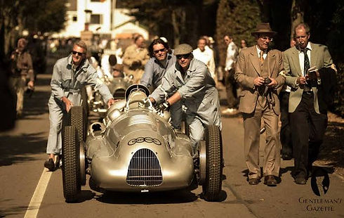 Goodwood revival packages