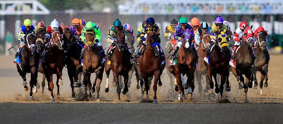 BLAST Horse racing travel