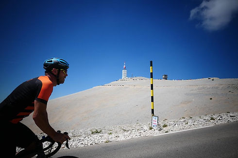 BLAST European cycling tour