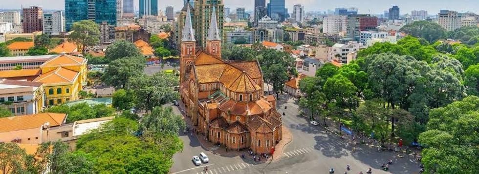 BLAST Exp Ho Chi Minh City