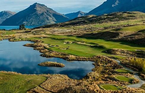 BLAST NZ Golf packages