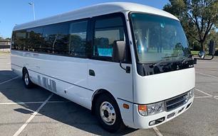 BLAST Exp minibus hire