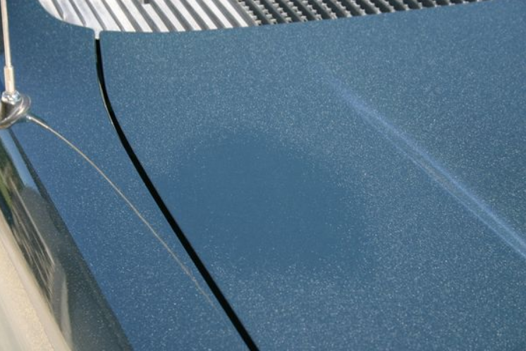 Paint Over Spray Removal