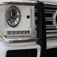 G-Wagon Clean Car
