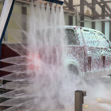 Touch-Free Car Wash F-150