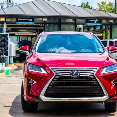 Lexus Clean Car Carwash