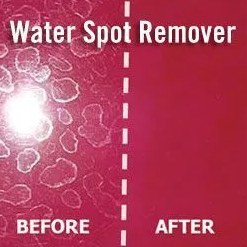 Water Spot Removal - Paint