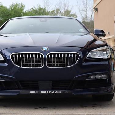 Alipina BMW Auto Detailing