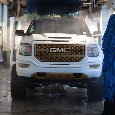 GMC Denali Clean Truck