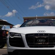 Audi R8 Clean Car