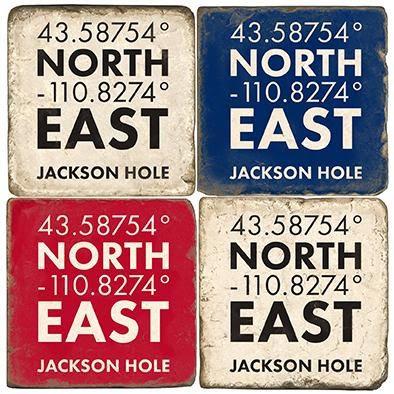 Popular Destination Coordinates - Coasters