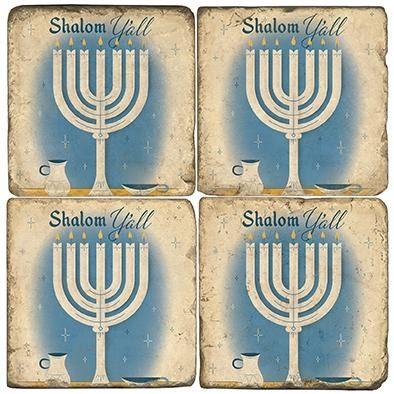 Judaica - Coasters