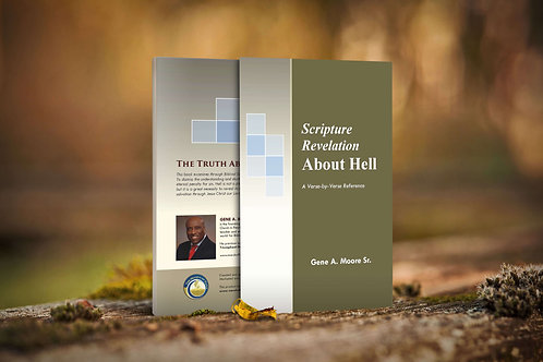 Scripture Revelation About Hell