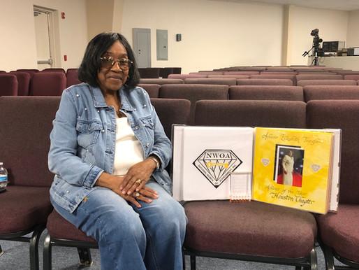 NWOA Award Goes to Elizabeth Teagle