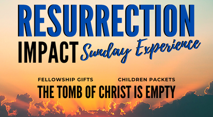 Resurrection Sunday Brings Power and Victory in Christ