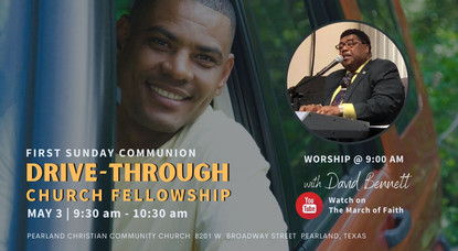 The Month of May Brings Fellowship and Worship for PCCC
