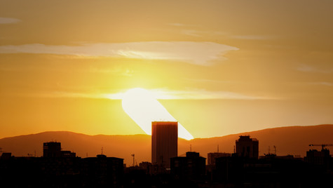 Recorrido Sol Torre Picasso