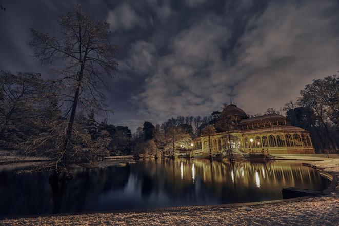 Palacio de Cristal o de hielo