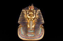 Máscara funeraria de Tutankamon