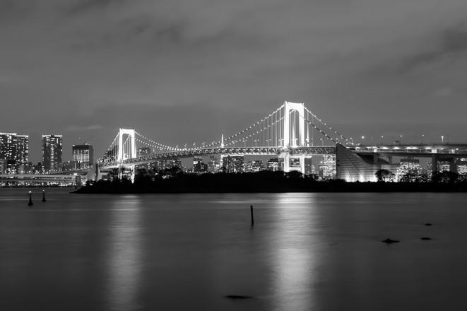 Rainbow bridge desde Odaiba