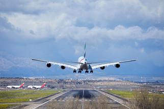 Aterrizaje Airbus A380