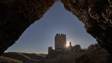 Sunstar en el Castillo de Oreja