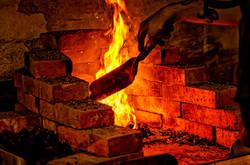 Ponle carbón al fuego