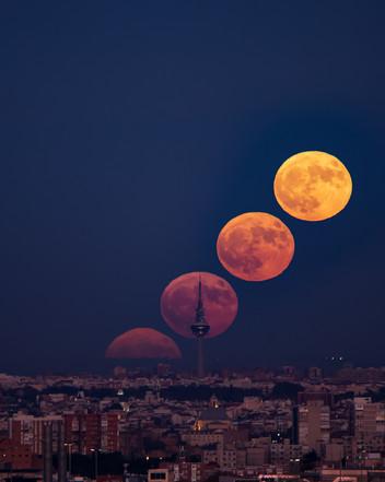 Luna Llena Azul Octubre 2020