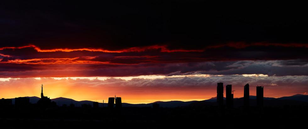Madrid desde mi ventana 2