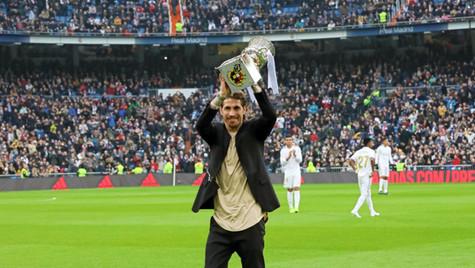 Supercopa de España S.Ramos