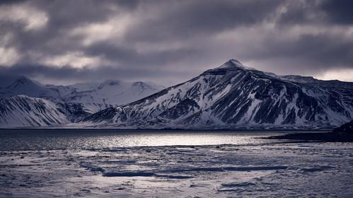 Montaña de Kolgrafafjodur