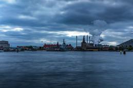Puerto de Copenhagen