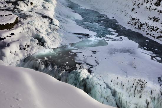 Cascada de Gullfoss 1